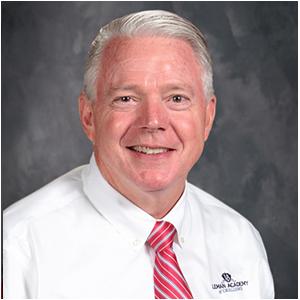Head of Schools, Dennis O'Reilly