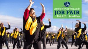Job Fair - Marana @ Leman Academy